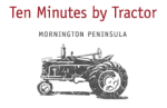 2016 Ten Minutes by Tractor 10x Rose