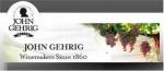 2000 John Gehrig Pinot Noir Brut