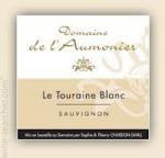 2012 Domaine de L'Aumonier Sauvignon Blanc de Touraine