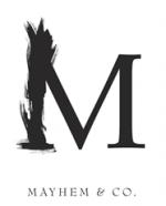 2012 Mayhem & Co. B & W Chardonnay